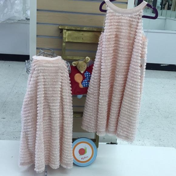 GB girls, Beautiful girls Dress (M) young pink